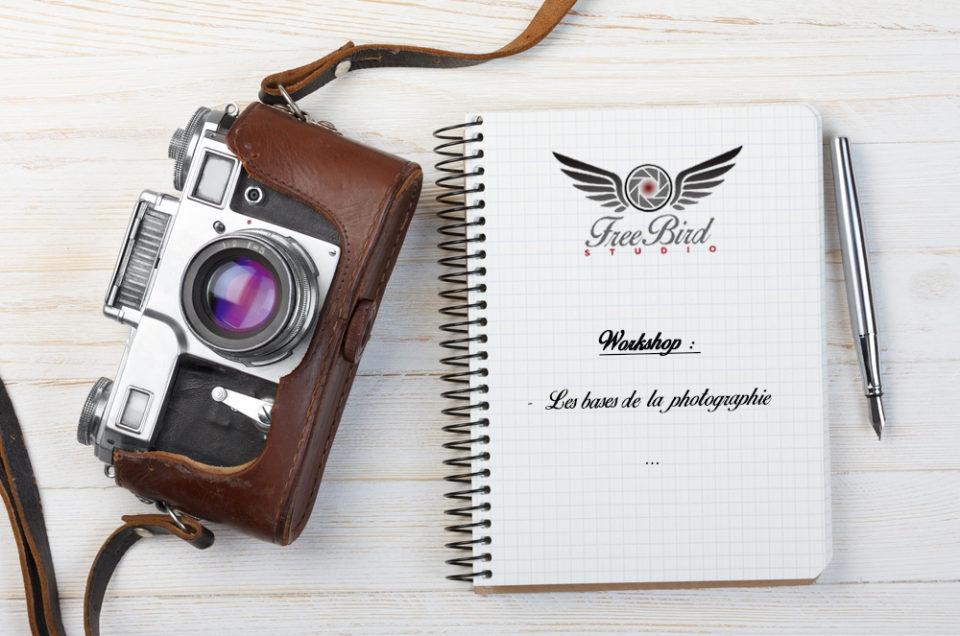 Formation – Atelier d'initiation à la photographie