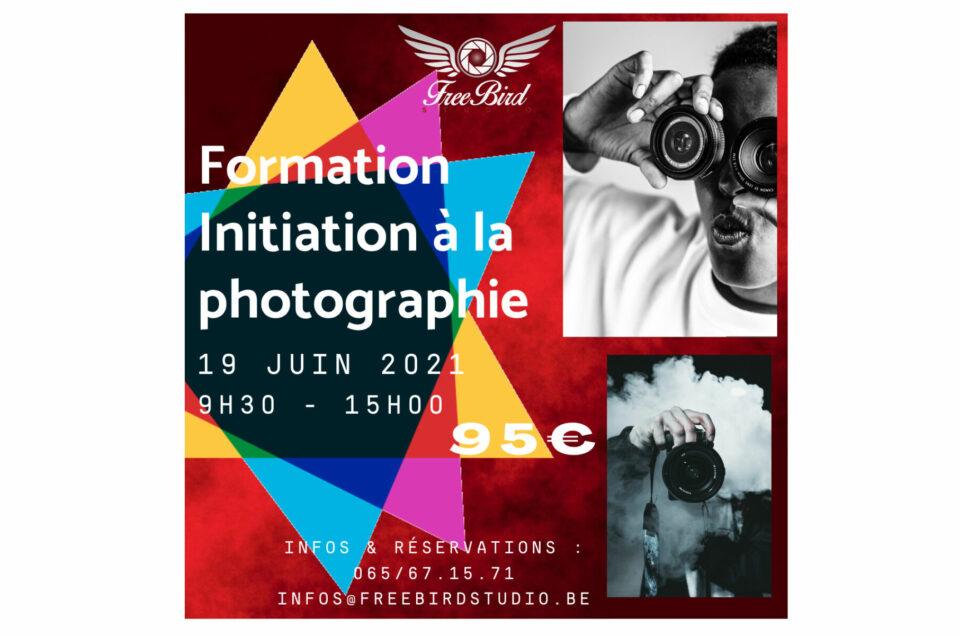 Formation - Atelier d'initiation à la photographie